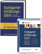Cover-Bild zu Luther, Martin (Übers.): Stuttgarter Erklärungsbibel