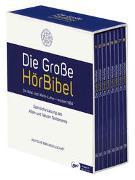 Cover-Bild zu Luther, Martin (Übers.): Die Große HörBibel. Ungekürzte, szenische Lesung. 8 MP3-CDs