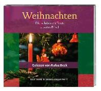 Cover-Bild zu Beck, Rufus (Gelesen): Weihnachten. Die schönsten Texte aus der Bibel. Gelesen von Rufus Beck