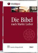 Cover-Bild zu Luther, Martin (Übers.): Die Bibel nach Martin Luther
