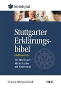 Cover-Bild zu Luther, Martin (Übers.): Stuttgarter Erklärungsbibel elektronisch