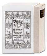 Cover-Bild zu Luther, Martin (Übers.): Biblia Germanica