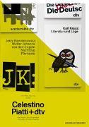 Cover-Bild zu Müller, Jens (Hrsg.): Celestino Piatti und dtv