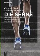 Cover-Bild zu Plaaß, Christian (Hrsg.): Die Sehne