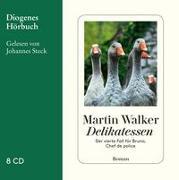 Cover-Bild zu Walker, Martin: Delikatessen