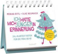Cover-Bild zu Bittl, Monika: Ich hatte mich jünger in Erinnerung