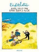 Cover-Bild zu Kästner, Erich: Emil und die drei Zwillinge