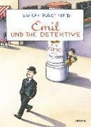 Cover-Bild zu Kästner, Erich: Emil und die Detektive