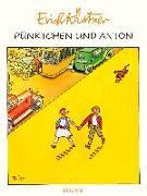 Cover-Bild zu Kästner, Erich: Pünktchen und Anton