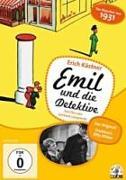 Cover-Bild zu Kästner, Erich (Nach Erz.): Emil und die Detektive: Das Original