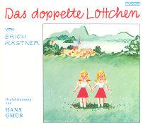 Cover-Bild zu Kästner, Erich: Das doppelte Lottchen. CD