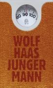 Cover-Bild zu Haas, Wolf: Junger Mann