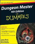 Cover-Bild zu Wyatt, James: Dungeon Master For Dummies