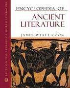 Cover-Bild zu Cook, James Wyatt: Encyclopedia of Ancient Literature