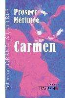 Cover-Bild zu Mérimée, Prosper: Carmen (grands caractères)