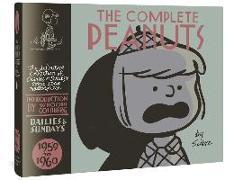 Cover-Bild zu Schulz, Charles M.: The Complete Peanuts 1959-1960