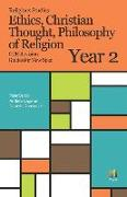 Cover-Bild zu Capone, Andrew: Religious Studies: Philosophy of Religion, Ethics, Christian Thought OCR Revision Guides New Spec Year 2