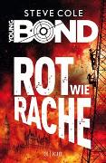 Cover-Bild zu Cole, Steve: Young Bond - Rot wie Rache