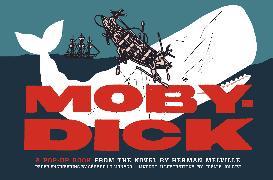 Cover-Bild zu Lo Monaco, Gerard (Künstler): Moby-Dick
