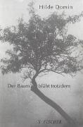 Cover-Bild zu Domin, Hilde: Der Baum blüht trotzdem