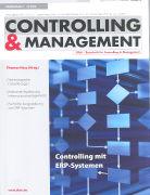 Cover-Bild zu Hess, Thomas (Hrsg.): Controlling mit ERP-Systemen