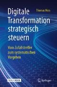 Cover-Bild zu Hess, Thomas: Digitale Transformation strategisch steuern