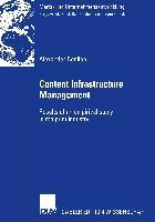 Cover-Bild zu Benlian, Alexander: Content Infrastructure Management