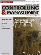 Cover-Bild zu Hess, Thomas (Hrsg.): Anwendungssysteme im Controlling: Was treibt die Entwicklung?