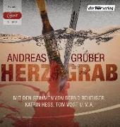 Cover-Bild zu Gruber, Andreas: Herzgrab