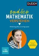 Cover-Bild zu Salzmann, Wiebke: Endlich Mathematik verstehen 7./8. Klasse