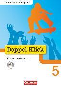 Cover-Bild zu Bentin, Werner: Doppel-Klick, Das Sprach- und Lesebuch, Differenzierende Ausgabe, 5. Schuljahr, Kopiervorlagen mit CD-ROM