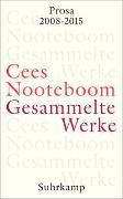 Cover-Bild zu Nooteboom, Cees: Gesammelte Werke