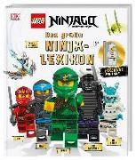 Cover-Bild zu LEGO® NINJAGO® Das große Ninja-Lexikon