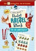 Cover-Bild zu Pocket-Rätsel-Block: für die Winterzeit