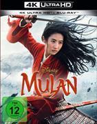 Cover-Bild zu Caro, Niki (Reg.): Mulan (Live Action) 4K + 2D BD (2 Discs)