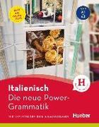Cover-Bild zu Colella, Anna: Die neue Power-Grammatik Italienisch