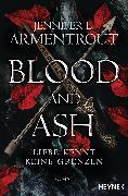 Cover-Bild zu Armentrout, Jennifer L.: Blood and Ash - Liebe kennt keine Grenzen