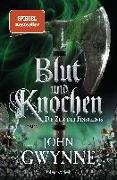 Cover-Bild zu Gwynne, John: Die Zeit der Finsternis - Blut und Knochen 3