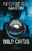 Cover-Bild zu Martin, George R.R.: Wild Cards - Die Cops von Jokertown