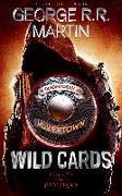 Cover-Bild zu Martin, George R.R.: Wild Cards - Die Gladiatoren von Jokertown