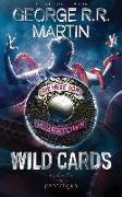 Cover-Bild zu Martin, George R.R.: Wild Cards - Die Hexe von Jokertown