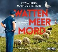 Cover-Bild zu Lund, Katja: Wattenmeermord