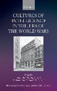 Cover-Bild zu Ball, Simon (Hrsg.): Cultures of Intelligence in the Era of the World Wars