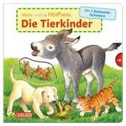 Cover-Bild zu Trapp, Kyrima: Mein erstes Hör mal (Soundbuch ab 1 Jahr): Die Tierkinder