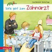 Cover-Bild zu Hämmerle, Susa: Sofie geht zum Zahnarzt