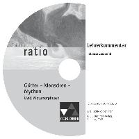 Cover-Bild zu Zitzl, Christian: Ovid, Metamorphosen. Lehrerkommentar