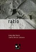 Cover-Bild zu Müller, Stefan: Krieg der Worte