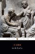 Cover-Bild zu Cicero, Marcus Tullius: On the Good Life