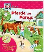 Cover-Bild zu Braun, Christina: WAS IST WAS Junior Band 5. Pferde und Ponys