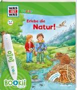Cover-Bild zu Kaiser, Claudia: BOOKii® WAS IST WAS Junior Erlebe die Natur!